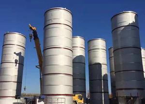 嶺南發酵設備—食品生物發酵工程在新疆阜豐集團順利投產