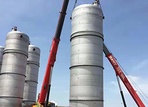 岭南发酵设备在山东龙力生物科技有限公司顺利投产
