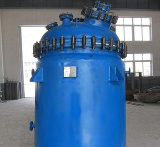 多功能碳钢反应釜