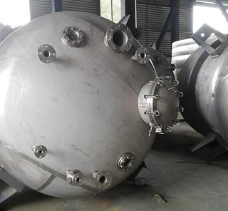 不銹鋼常壓反應釜