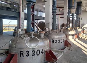 嶺南發酵設備在鹽城捷康三氯蔗糖制造有限公司順利投產